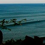 稲村ヶ崎の波